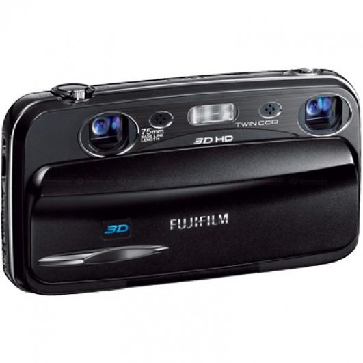 Fuji Film Finepix Real 3D W3