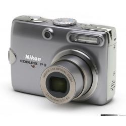 nikon coolpix p3 digital camera memory cards & accessory